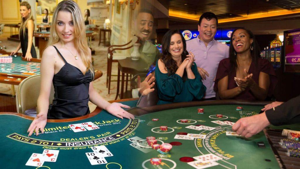 Online Casino Live Dealer