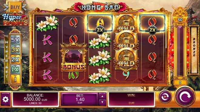 Oriental Themed Slots
