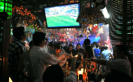Sports Betting in China